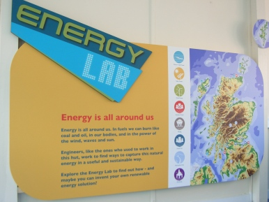 Energy Lab, National Mining Museum