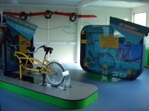 Generating Elecricity and Energy Changes exhibits