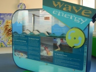 Wave Energy interactive