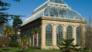 Glasshouse at RBGE