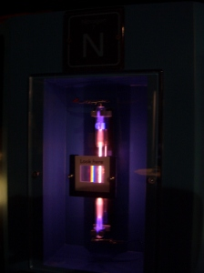 Nitrogen spectrum
