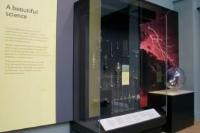 Plasma Ball, Enquire, National Museum of Scotland