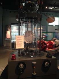 Water Turbine, Energise, National Museum of Scotland