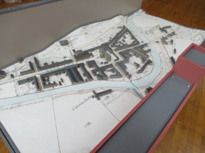 Catrine Mill model