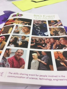 BIG Event Programme