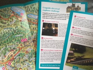 Trail leaflet